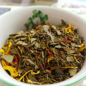 Meyer lemon rooibos 500